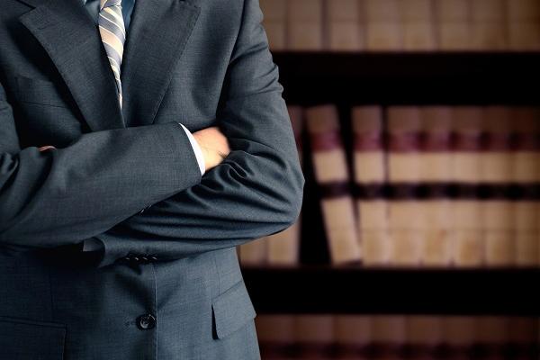 Adwokat w kancelarii